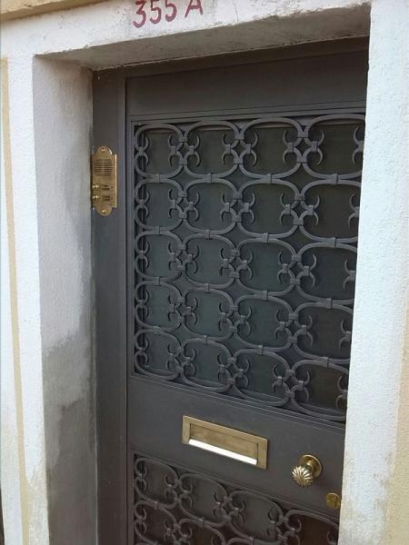 Porta, esterno